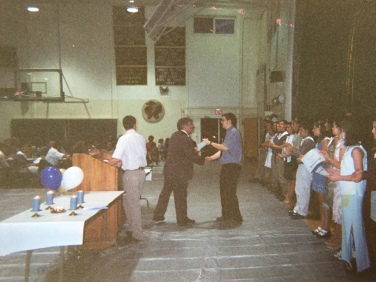 Honors Ceremony- June 2003