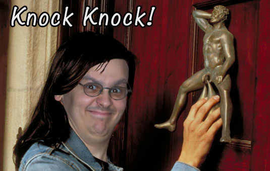 Knock Knock Ch13