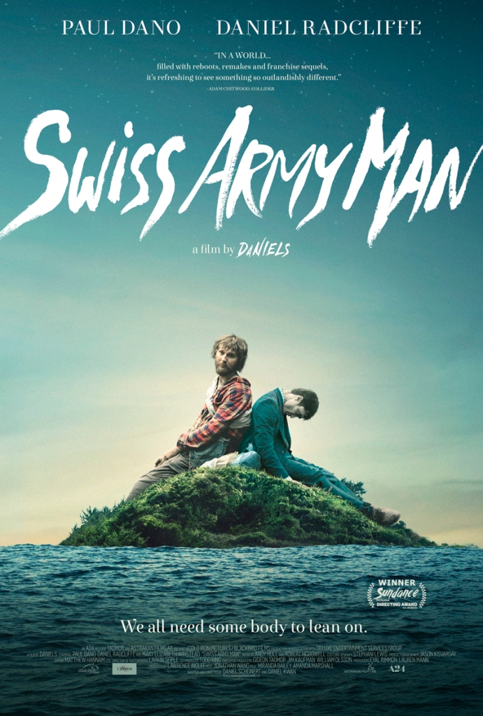 Swiss Army Man\'s TRUE MEANING #ConTENders 2016 | GuyOnAWire