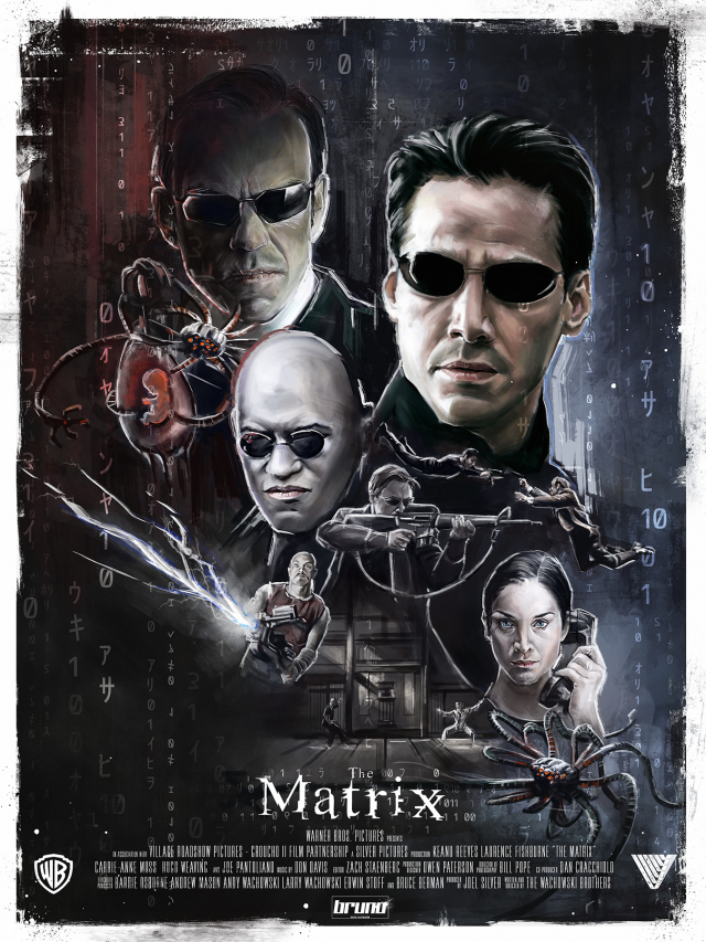 matrix_Robert Bruno