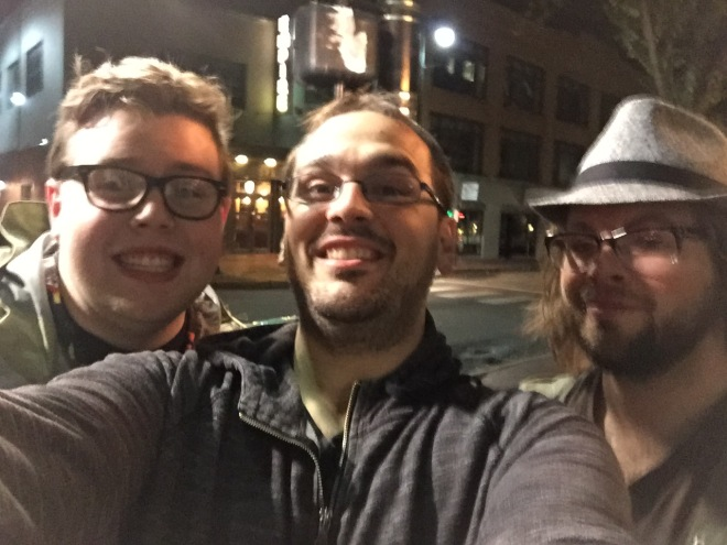It was great seeing you guys!