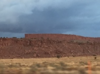 Red rock!