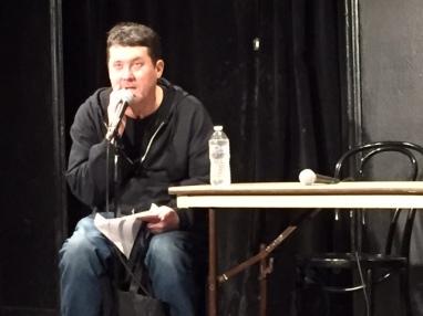 Doug Intro the show