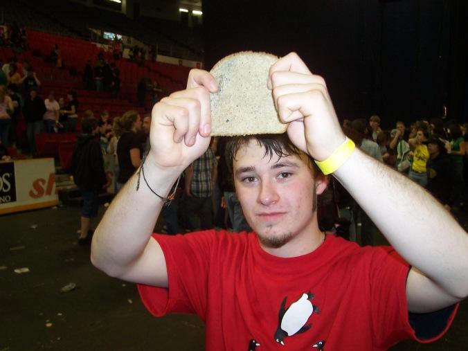 Tony and the Bread
