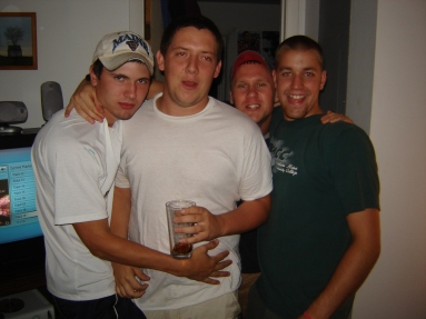 The guys of 217 State St (except me).